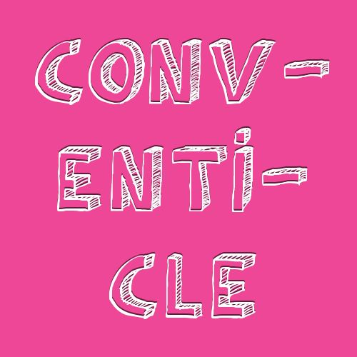 """1 Collective Noun Examples With """"Conventicle"""""""