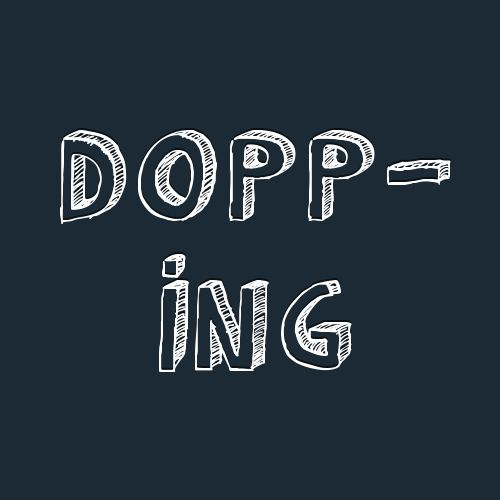 """1 Collective Noun Examples With """"Dopping"""""""