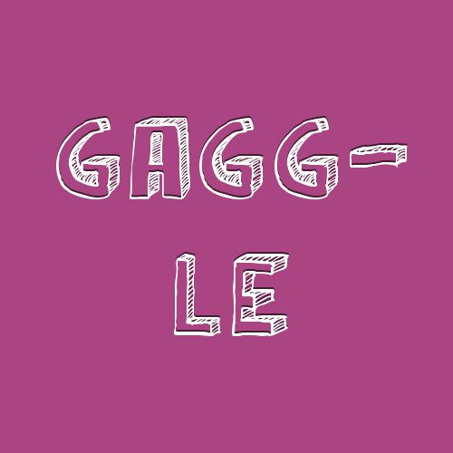 """2 Collective Noun Examples With """"Gaggle"""""""