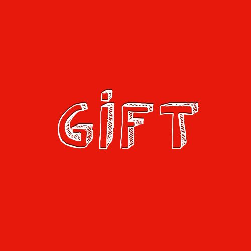 """1 Collective Noun Examples With """"Gift"""""""