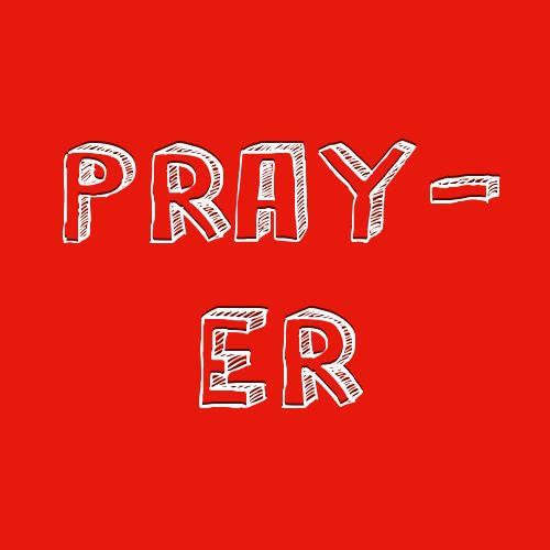 """1 Collective Noun Examples With """"Prayer"""""""