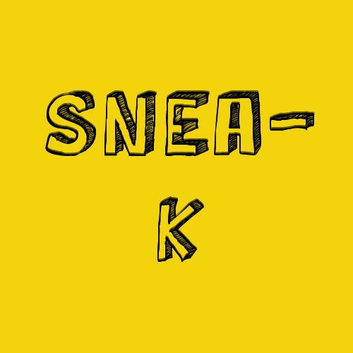 """1 Collective Noun Examples With """"Sneak"""""""
